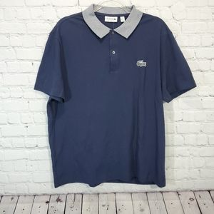 Lacoste NWT navy blue  polo shirt